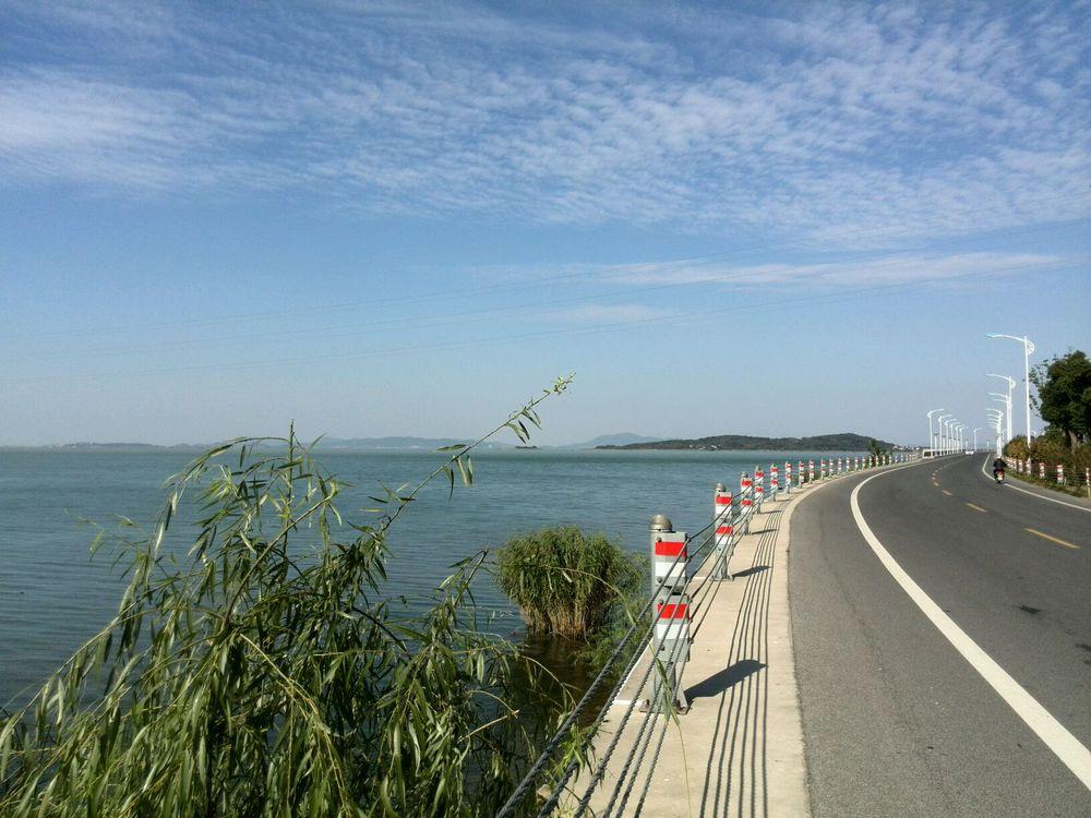 春节环太湖5日游,初一自驾最大内湖岛-太湖西山岛,最长的内湖大桥